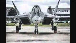 Sukhoi T-50 PAK FA Russian Super Power