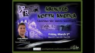 Paranormal Review Radio - Haunted North American Locations