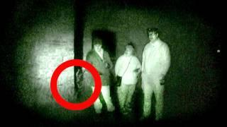 Weird Stuff Caught on Tape During Paranormal Investigation. Ghost Hunt Footage