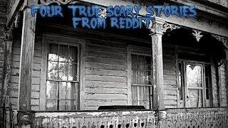 4 True Scary Stories From Reddit (Vol. 12)
