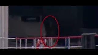 GHOST CAUGHT ON CRUISE  GHOST caught on camera Creepy ghost caught tape