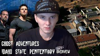 GHOST ADVENTURES: IDAHO STATE PENITENTIARY (OVERVIEW)