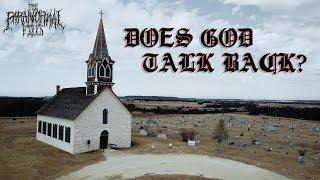 DOES GOD TALK BACK? (Holiday Paranormal Documentary Trailer) | THE PARANORMAL FILES