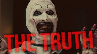 THE TRUTH BEHIND ART THE CLOWN w/ Damien Leone & David H Thornton
