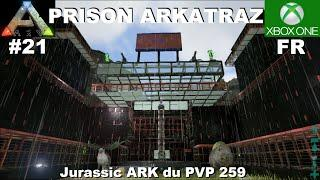 ARK Xbox One [FR] PRISON ARKATRAZ (#21 Je visite les constructions des abonnés)