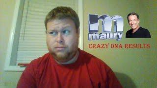 Roger The Redneck Reacts over a DNA Results on Maury!