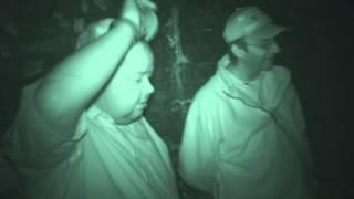 Fort Horsted ghost hunt - 6th June 2015 - Table Tilting
