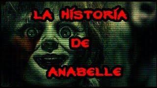 VIDEOS DE TERROR: LA HISTORIA DE ANABELLE...VIDEOS DE FANTASMAS Y MUCHO MAS