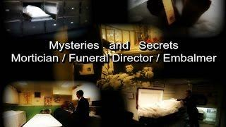 Funeral Director, Mortician | My job at the Morgue | What happens After Death PART #1