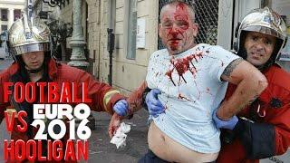 Football Fans / Hooligan - Fight In The Streets - Euro 2016 recorded live