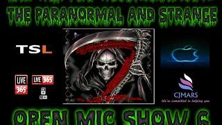 HALF PAST DEAD PARANORMAL OPEN MIC SHOW 6