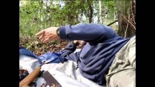 Swamp Camping Part 11