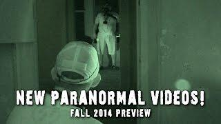 New Paranormal Videos Fall 2014 Preview! DEAD EXPLORER