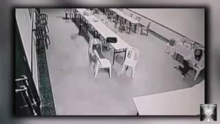Το πιό τρομακτικό βίντεο με επίθεση φαντάσματος!