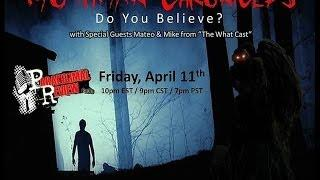Paranormal Review Radio - Mothman Chronicles: The Real Truth