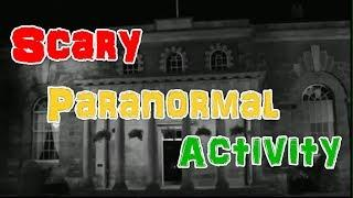 OMG Crazy Real Paranormal Activity Footage Caught On Tape