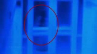 real ghost Activity Caught On Camera   Ghost Caught On Camera From A School Corridor   You