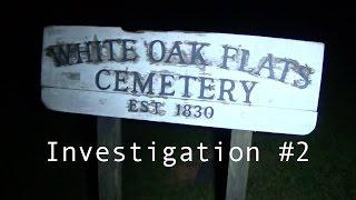 White Oak Flats Investigation #2 (8-9-16)