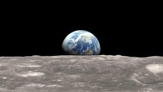 1968 Moon view gives special gift