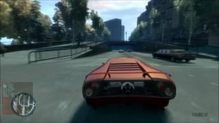 gta 4 on the hard road... my epic fails in gaming...