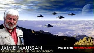 Jaime Maussan on VERITAS Radio | Lifting the Media Veil  on UFO Secrecy