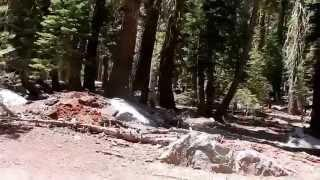 "Five Lakes Granite Chief Wilderness - Part 10 ""Lets Get Primitive"""