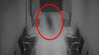 Strange Creature Caught On CCTV Camera From An Hospital!! Real Ghost