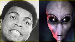 Muhammad Ali death is hoax He was in contact with Aliens and alive!