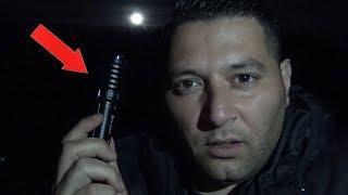 J'UTILISE L'UNE DES LAMPES LES PLUS PUISSANTE DU MARCHE ?! OLIGHT WARRIOR X (Chasseur de Fantômes)