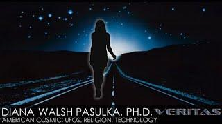 Diana Walsh Pasulka, Ph.D. | American Cosmic: UFOs, Religion, Technology