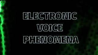 Crown Bingo South Shields 2016 - Electronic Voice Phenomena Recording (EVP) Part 2