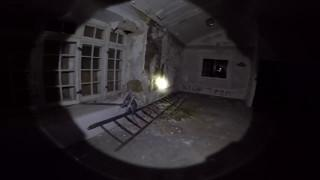 Exploring The Haunted Sunshine Cottage Tuberculosis Sanatorium With Paranormal Den
