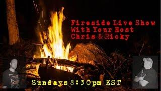 Paranormal Activity Fireside live Investigation #2