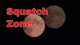 Squatch Zone Presents a Fire smokey Squatch Moon 7/26/2018