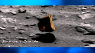Bizarre Floating Object Found On Mars