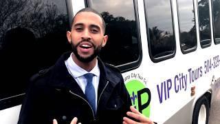 VIP City Bus Tours - New Orleans VIP Tours