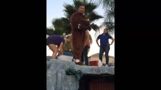 Paranormal Central's Jeffrey Gonzalez ALS Ice Bucket Challenge