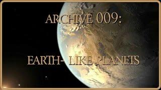 Archive 009 | Earth- Like Planets |