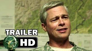 War Machine Official Trailer #3 2017 Brad Pitt Netflix Comedy