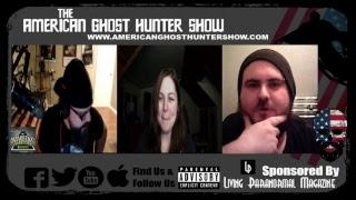 The American Ghost Hunter Show With Katrina Weidman