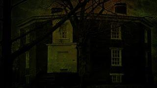OCTAGON HALL ... Haunted