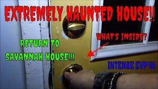 "EXTREME HAUNTED HOUSE ""PARANORMAL CAUGHT ON CAMERA""!!"
