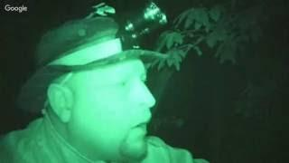 LIve bigfoot hunt West Virginia