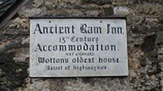 2nd paranormal investigation at The Ram Inn, Great Ghost hunt Footage.