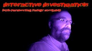 [Ger|Eng] Live-Investigation at a haunted house | Interactive Investigation | CGW + GW + PFS