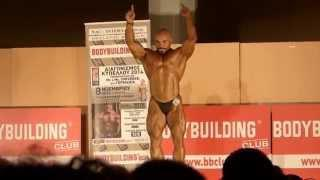 Giorgos Xardavelas Winner First Time on stage at NAC 2014 GREECE 8/11/2014 by Labros La