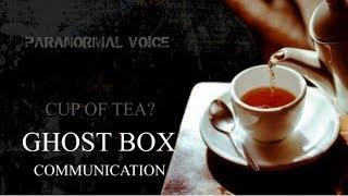 Spirit Ask For A Drink of Tea | Ghost Box Session | Paranormal Voice