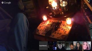 """TONIGHT """" SUMMONING A SPIRIT """" 10:30pm till late, Ouija Board."""