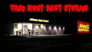 4 Scary True Night Shift Stories