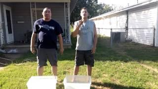 Haunted Texas Paranormal Ice Bucket Challenge